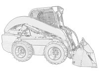 Attachments designed for skid steers
