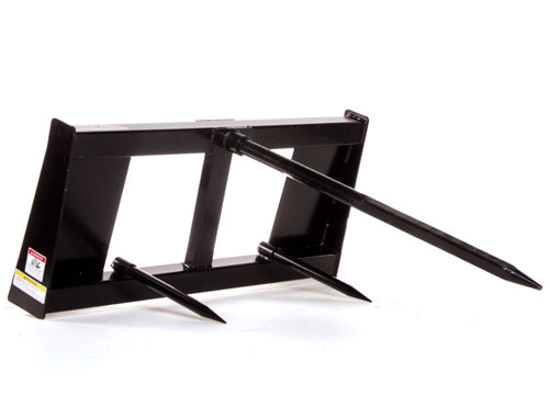 Skid Steer Bale Spear By Ansung