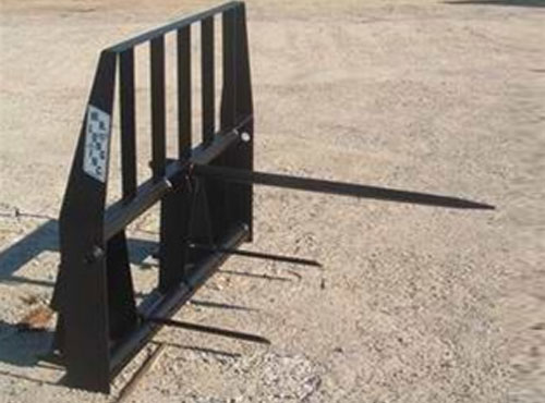 WR Long Bale Spear and Pallet Forks