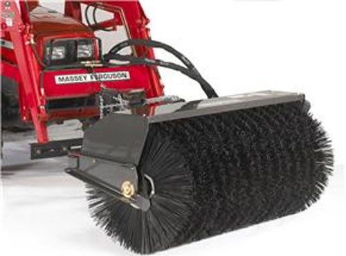 4 Front Mount Hydraulic Sweeper
